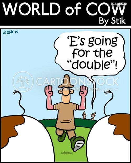 ranching cartoon