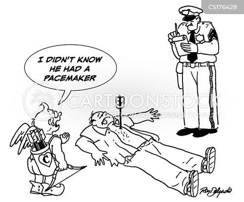 pacemaker cartoon