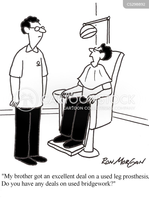 teeth care cartoon