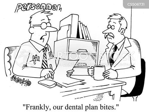 dental cover cartoon