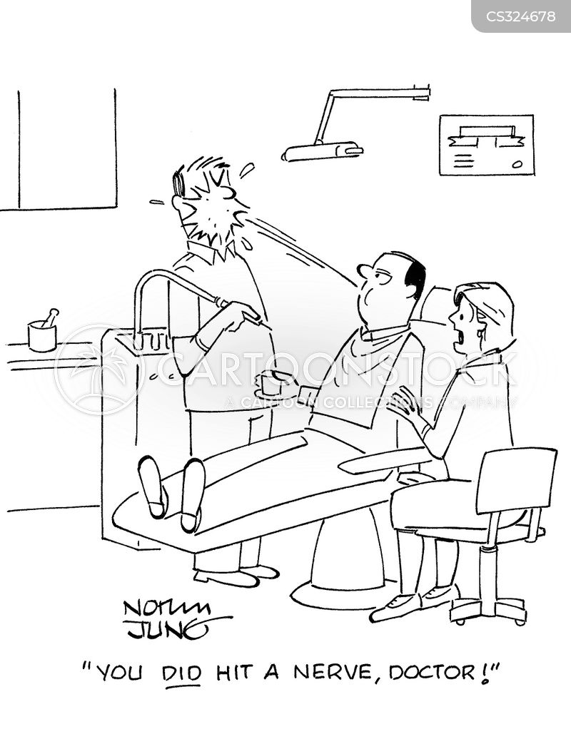 gag reflex cartoon