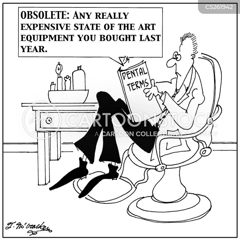 dental office cartoon