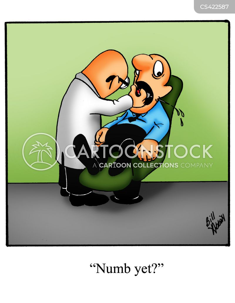 dental surgeries cartoon