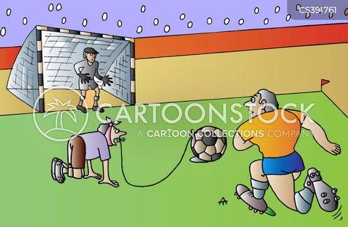 economised cartoon