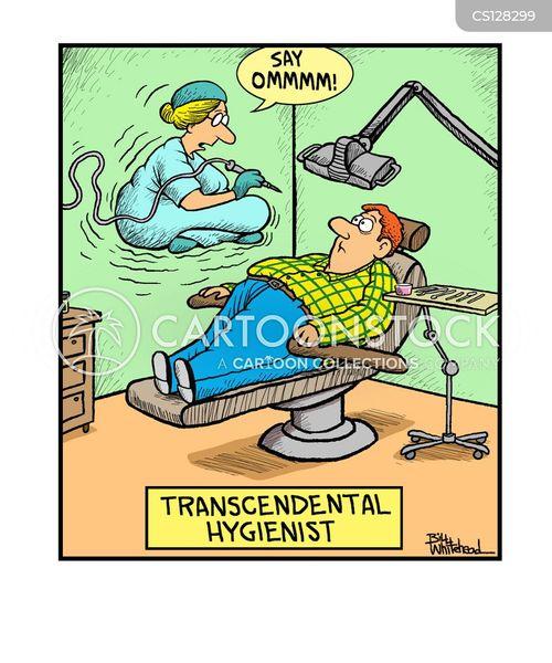spiritualist cartoon