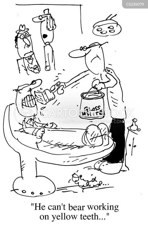 tartar cartoon