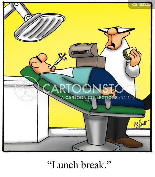 anesthetists cartoon