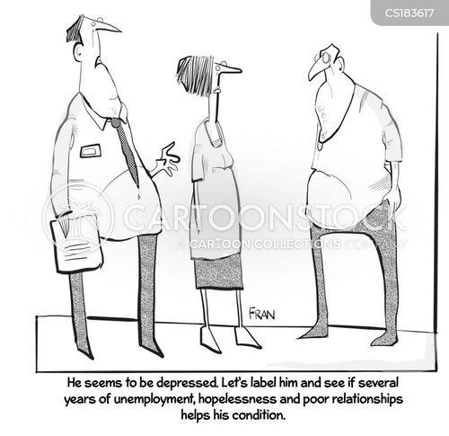 stigmatised cartoon