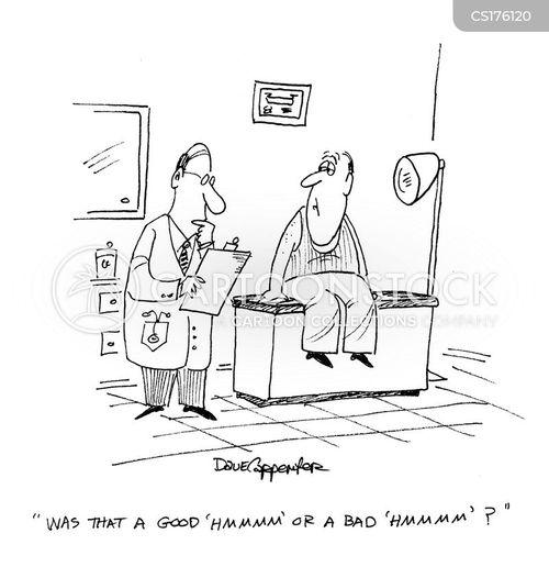 medical histories cartoon