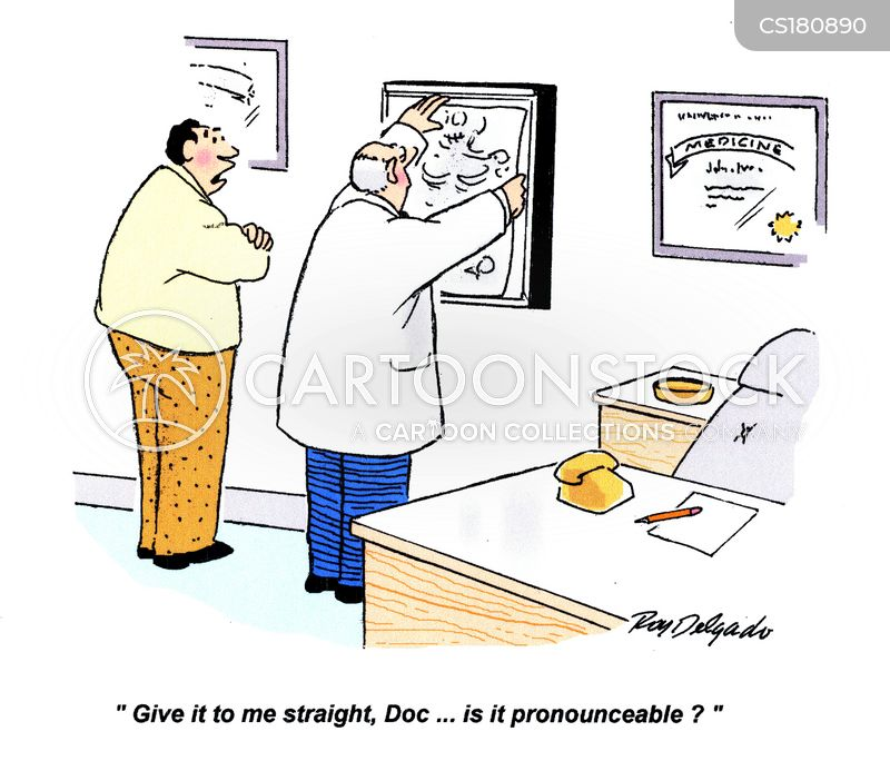 prognosis cartoon