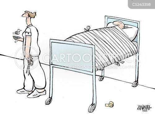 orderly cartoon