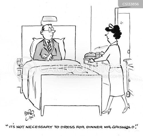 in patient cartoon