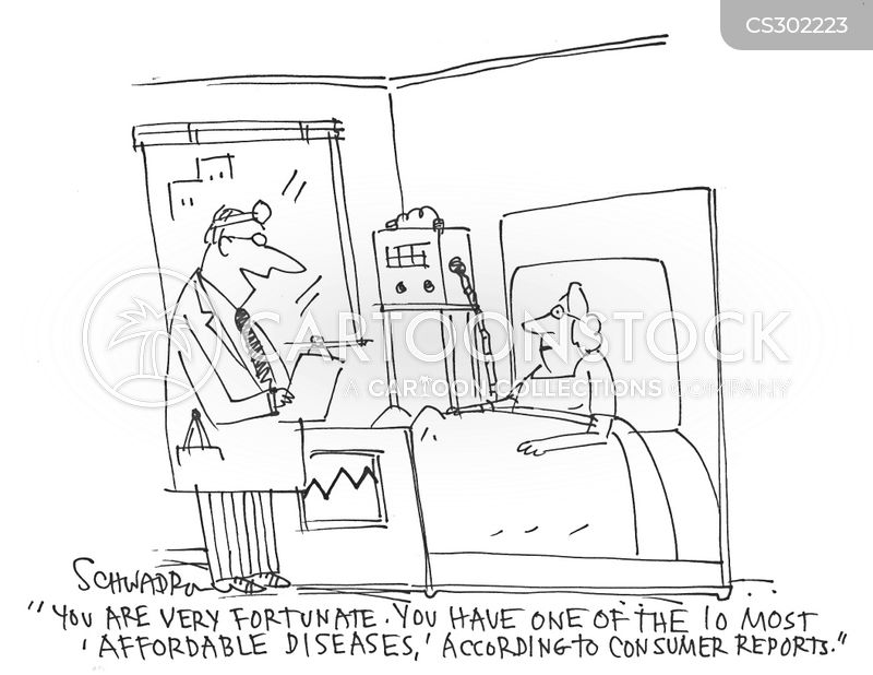 affordability cartoon