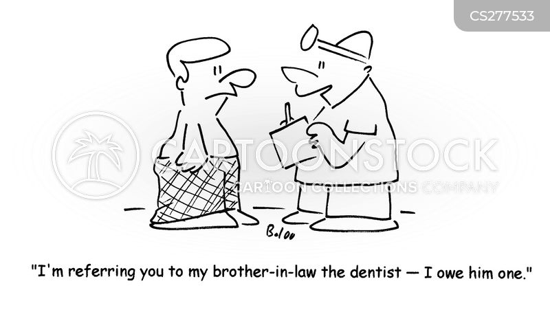 brother in law cartoon