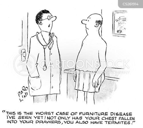 case study cartoon