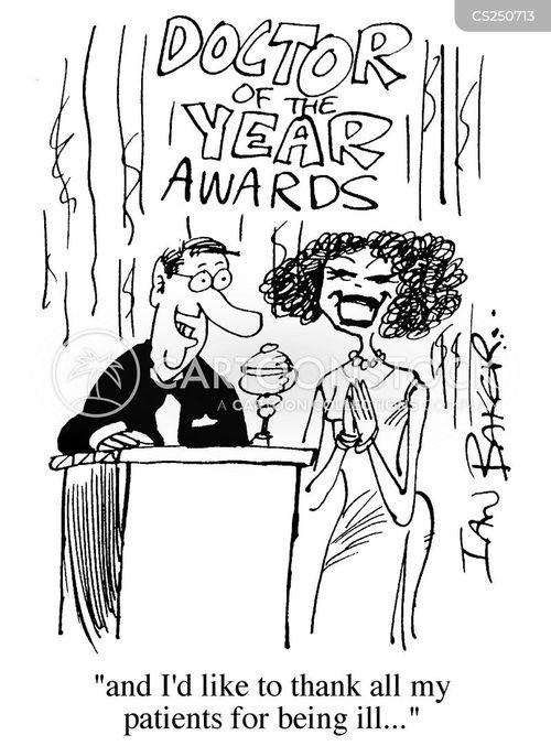 awarded cartoon