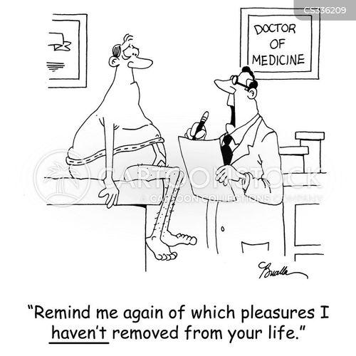 doctor of medicine cartoon