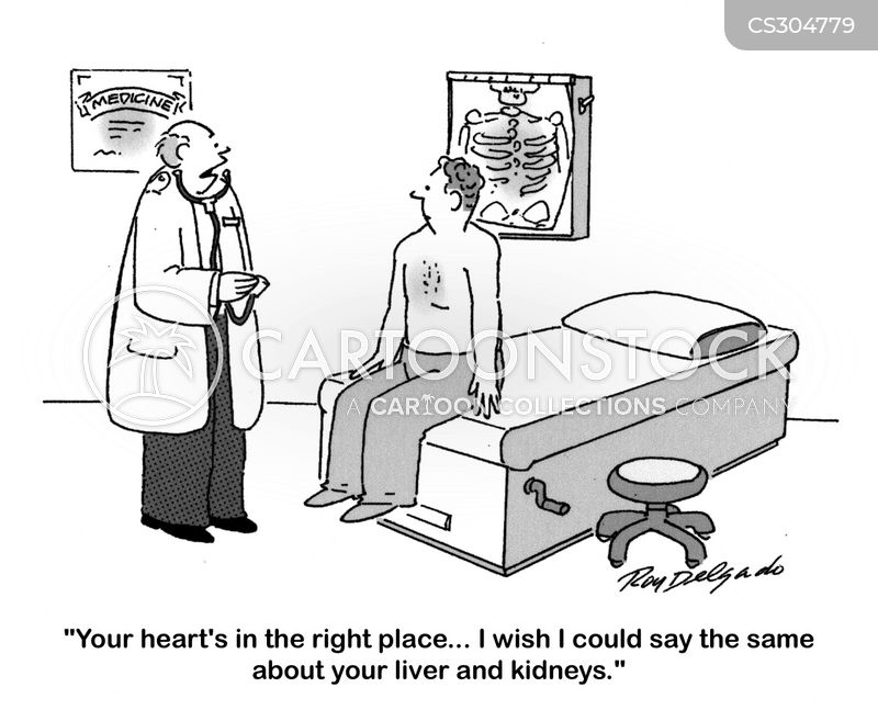 Hearts In The Right Place Cartoons And Comics Funny Pictures From