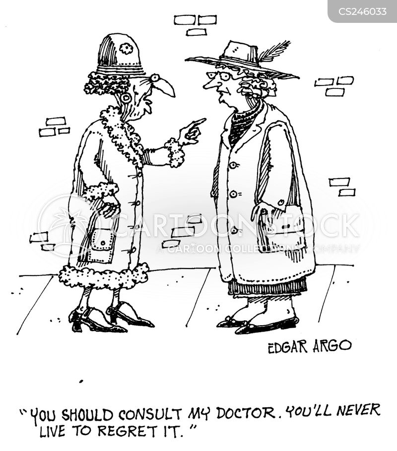bad doctors cartoon