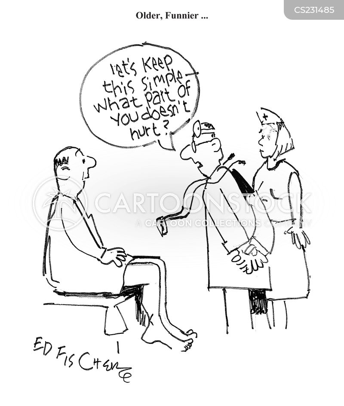 painfulness cartoon