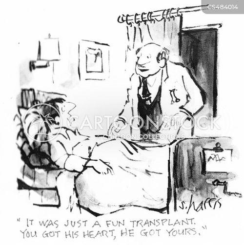 major surgery cartoon