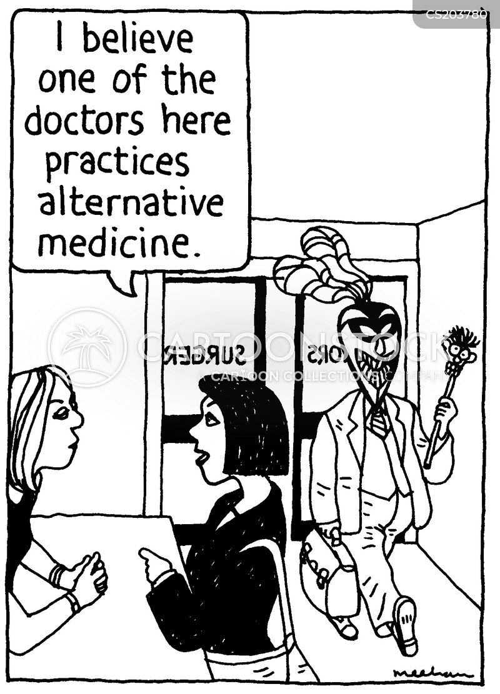 witch doctors cartoon