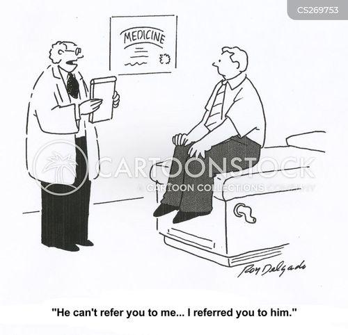 consults cartoon