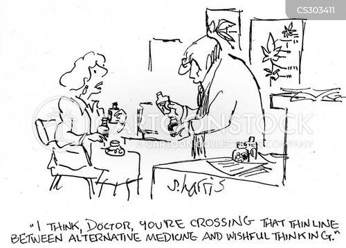 wishful cartoon