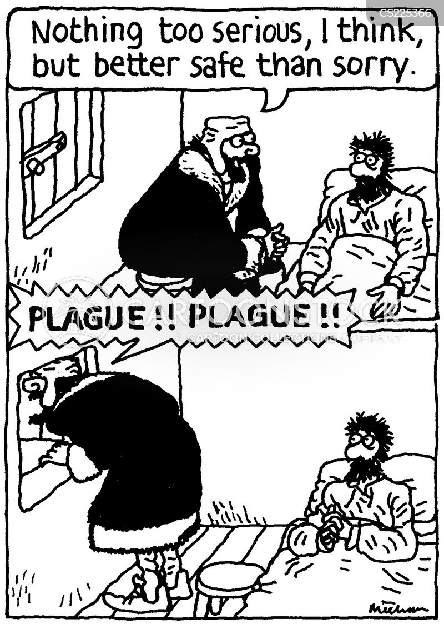 housebound cartoon