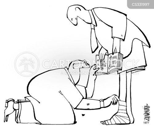broken limb cartoon
