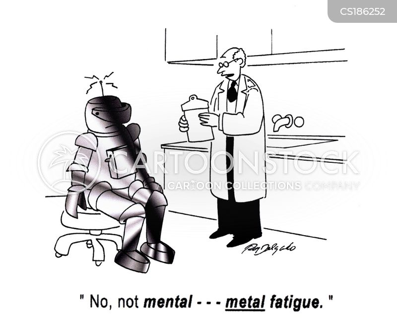fatigues cartoon