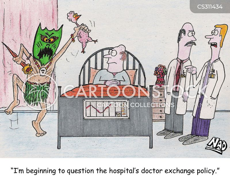 exchange programs cartoon