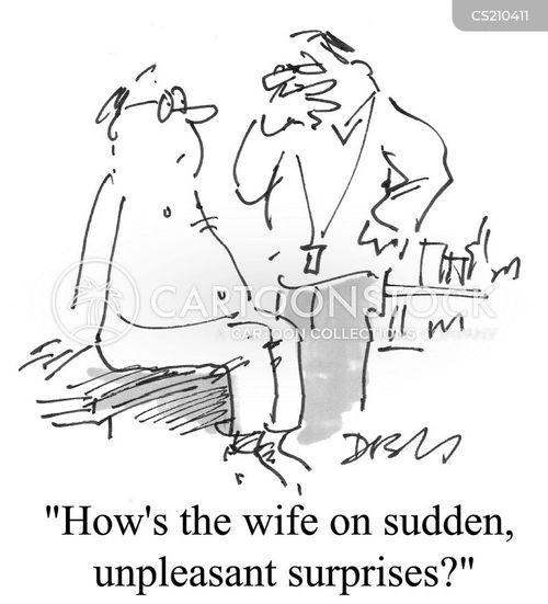 sudden cartoon