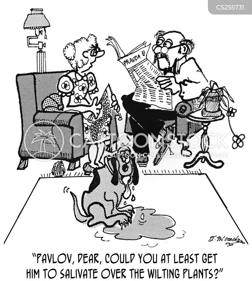 ivan pavlov cartoon