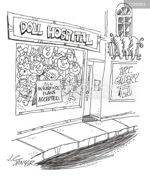 toymakers cartoon