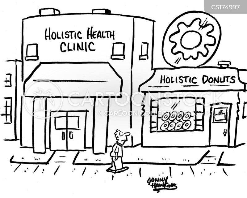 holism cartoon