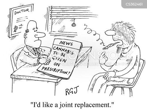 perscription cartoon