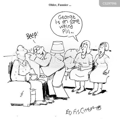 older funnier cartoon
