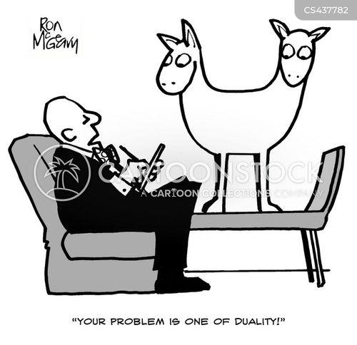 duality cartoon