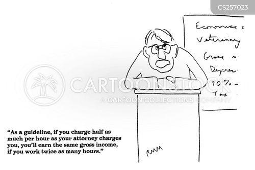 attorny cartoon