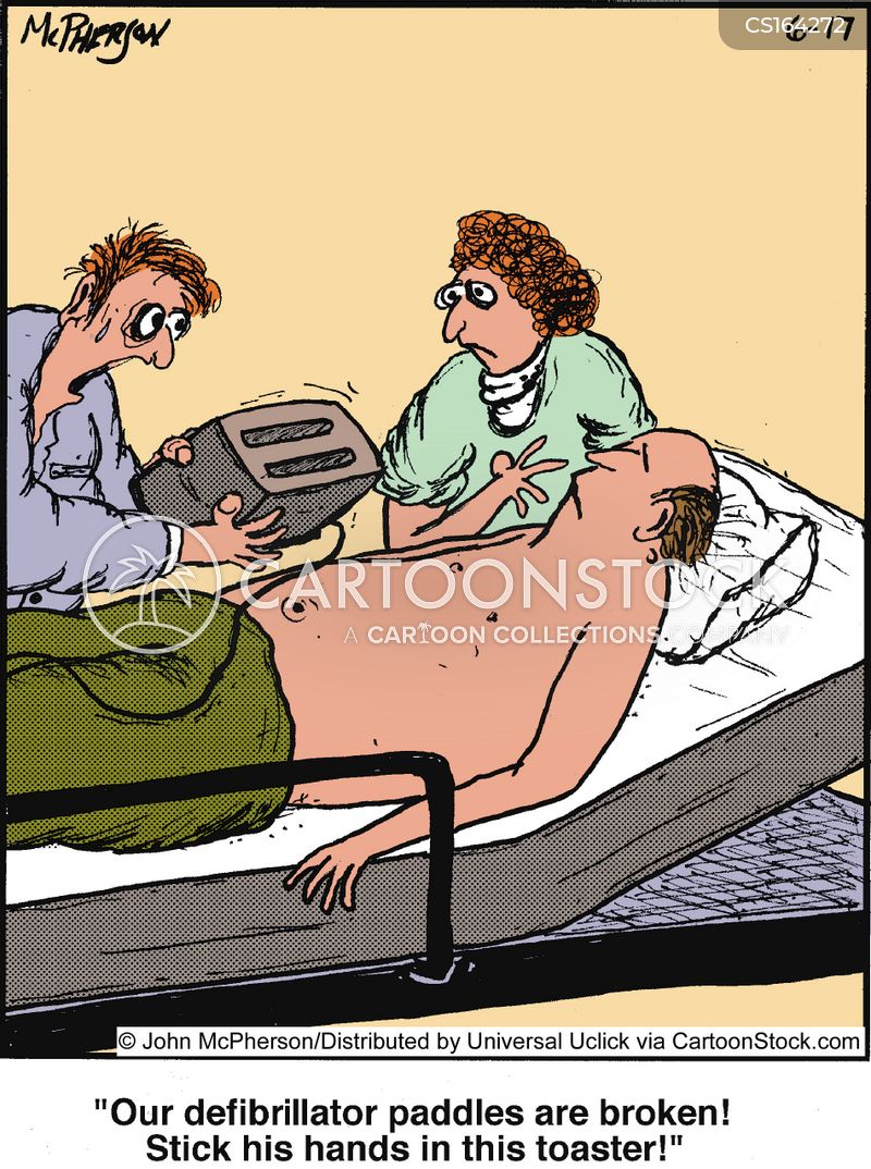 electrocutions cartoon