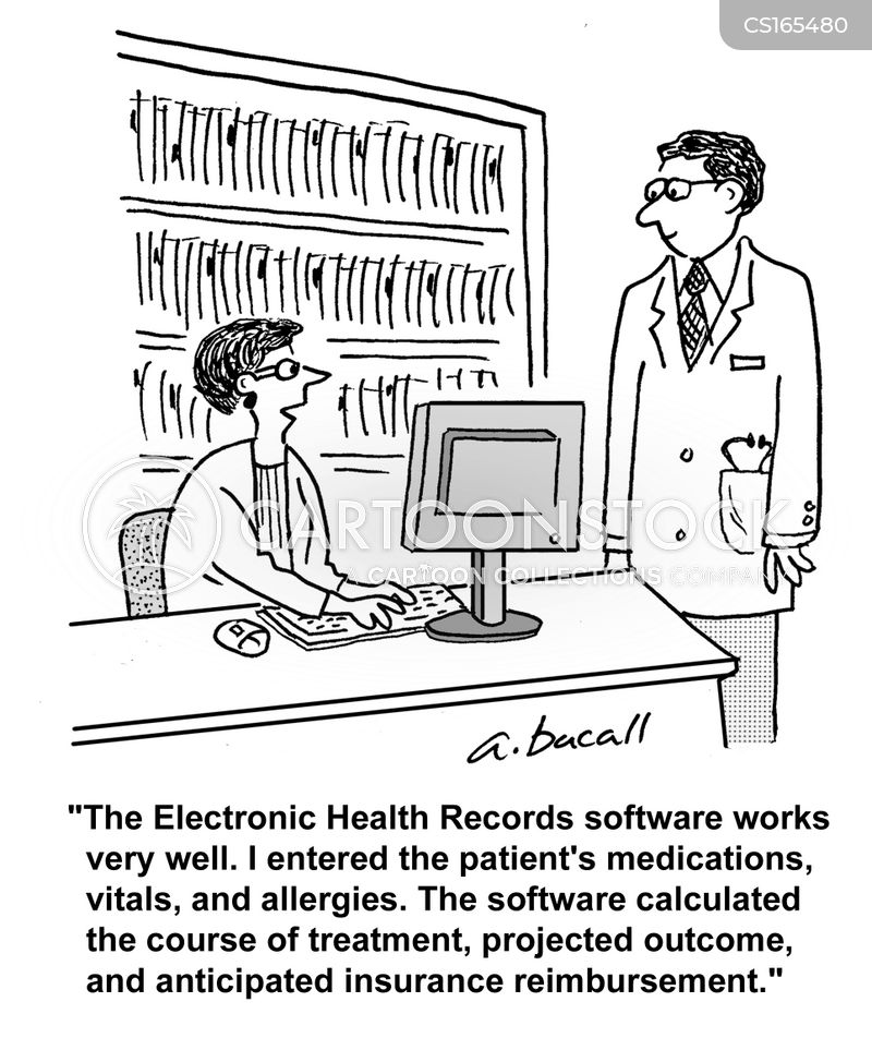 Health Records cartoons, Health Records cartoon, funny, Health Records picture, Health Records pictures, Health Records image, Health Records images, Health Records illustration, Health Records illustrations
