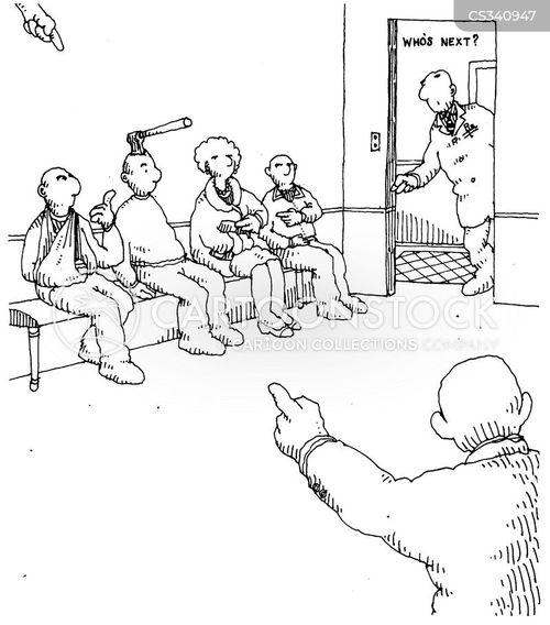 a e cartoon