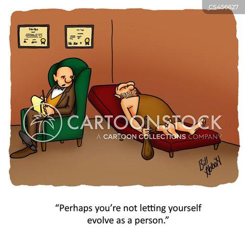 early human cartoon
