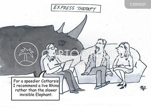 couples counselors cartoon