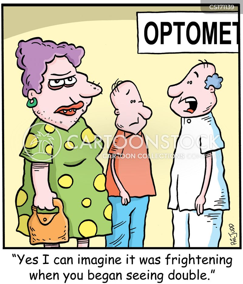 eyewear cartoon
