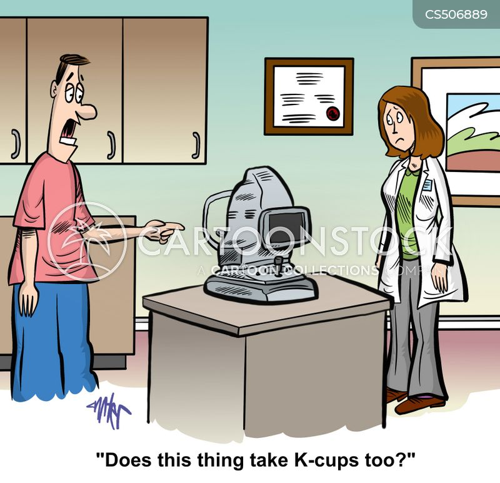 coffee makers cartoon