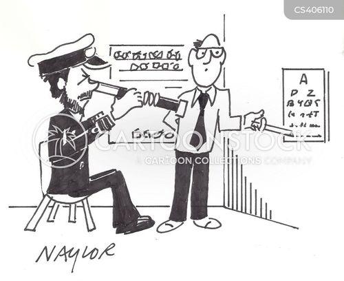 captians cartoon