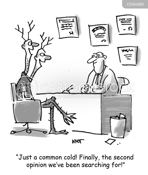 self-delusions cartoon