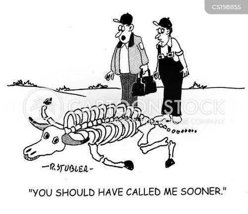 animal health cartoon
